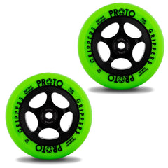 Proto Grippers Day Glo 110mm Wheels - Jibs Action Sports