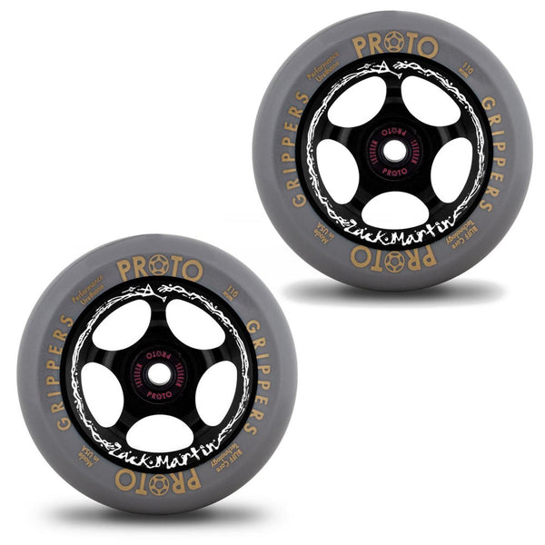 Proto Grippers 110mm Wheels