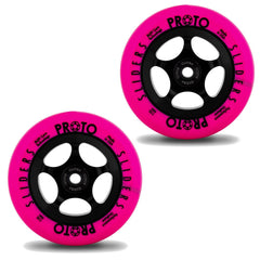 Proto Sliders Day Glo 110mm Wheels - Jibs Action Sports