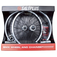Salt Plus Summit Wheel Set and Drive Kit Black - Jibs Action Sports