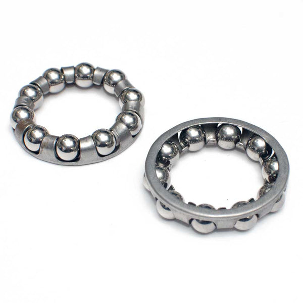 Sentenced Replacement Mid Caged Bearings (Pair)