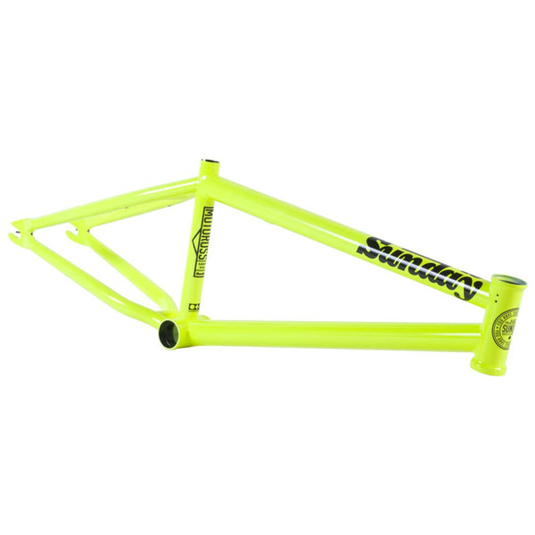 Sunday Motoross V2 Aaron Ross Signature Frame 21