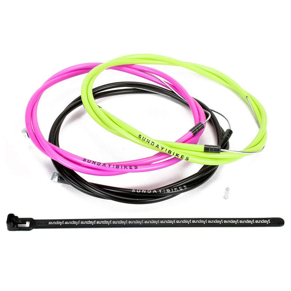 Sunday Zipline Linear Brake Cable - Jibs Action Sports