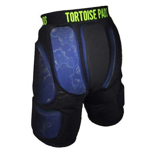Tortoise Dual-Density Padded Shorts 3/8