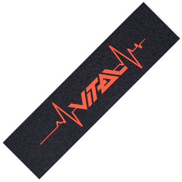 Vital Heartbeat Grip Tape Red