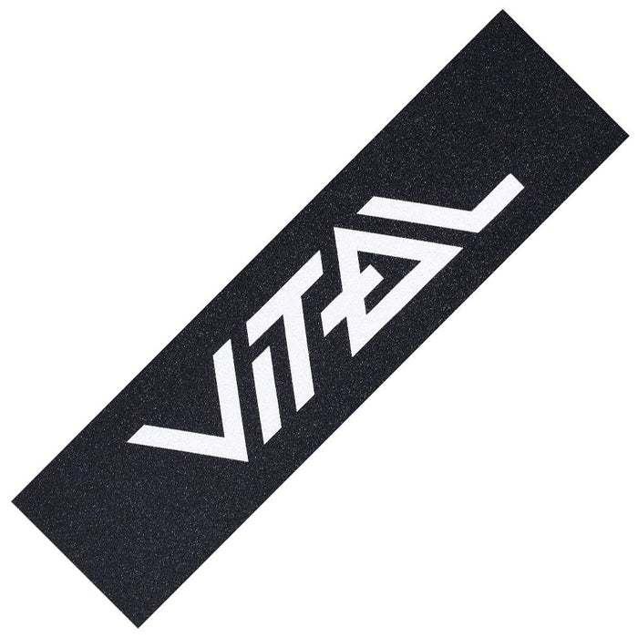 Vital Logo Grip Tape White