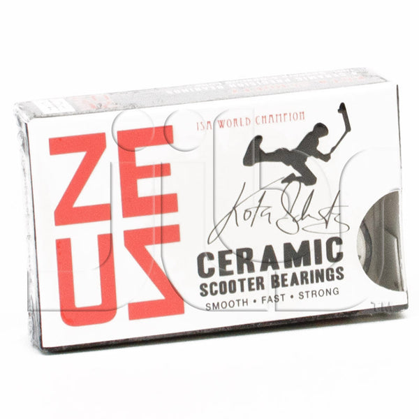 Zeus Kota Pro Ceramic Bearings