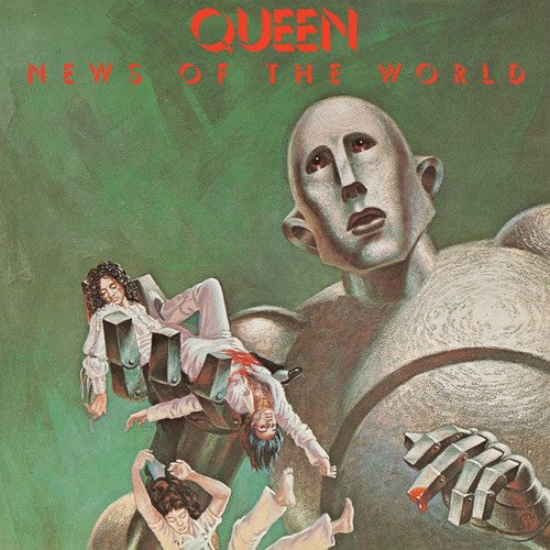 Queen News of the World (180 Gram Vinyl, Collector's Edition, Reissue)