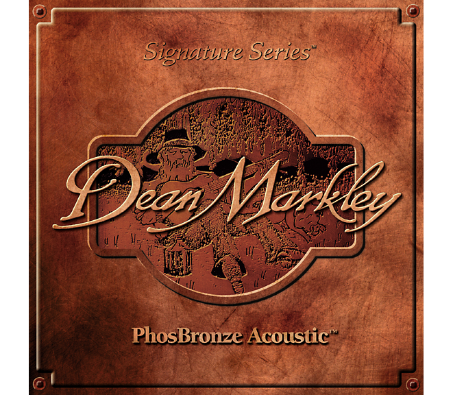 Dean Markley 2062A PhosBronze XL Acoustic Guitar Strings