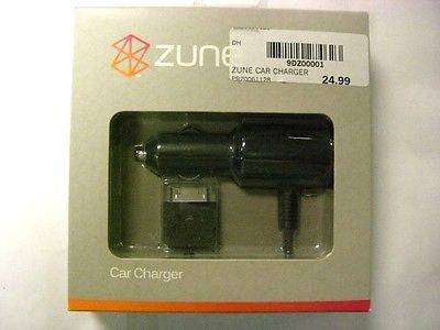 Microsoft Genuine Zune Car Charger 9DZ-00001