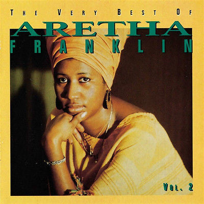 The Very Best of Aretha Franklin, Vol. 2 by Aretha Franklin (CD, Rhino (Label))
