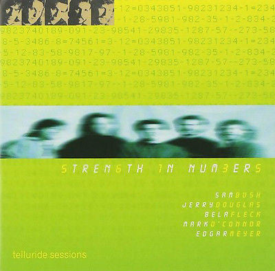 The Telluride Sessions by Strength in Numbers (CD, Mar-1998, MCA Nashville)