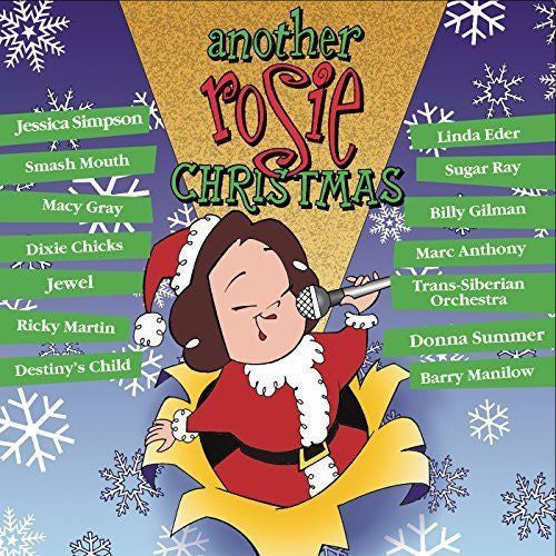 Another Rosie Christmas * by Rosie O'Donnell (CD, Sep-2001, Sony Music Distribut