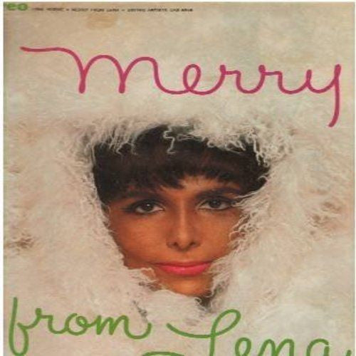 Merry from Lena by Lena Horne (CD, Oct-1995, Razor & Tie)