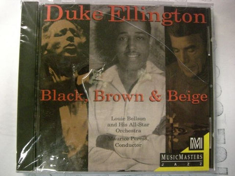 Duke Ellington Black, Brown and Beige