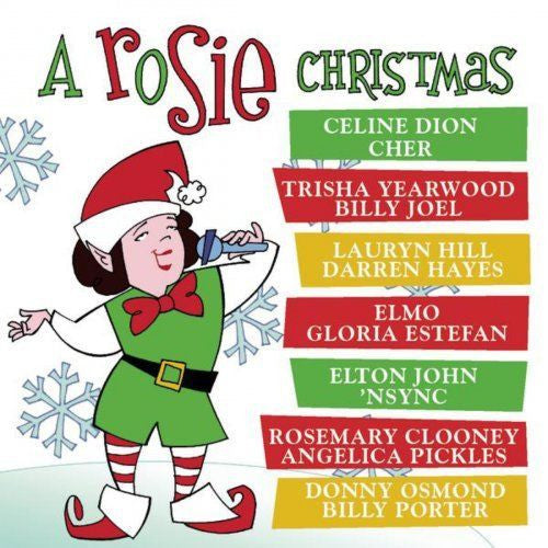 A Rosie Christmas by Rosie O'Donnell (CD, Sep-2001, Sony Music Distribution (USA