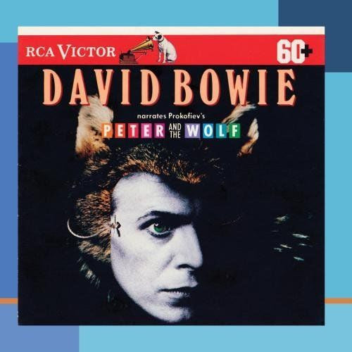 Prokofiev's Peter and the Wolf by David Bowie/Philadelphia Orchestra/Eugene Orma