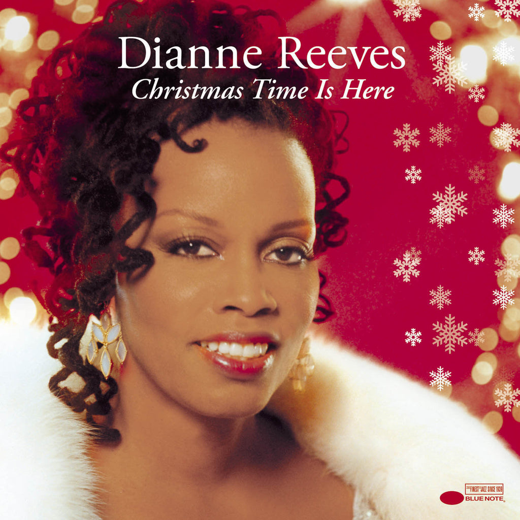 Christmas Time Is Here by Dianne Reeves (CD, Sep-2004, Blue Note (Label))