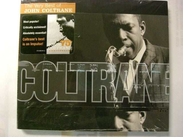 The Very Best of John Coltrane by John Coltrane (CD, Jul-2001, Impulse!)
