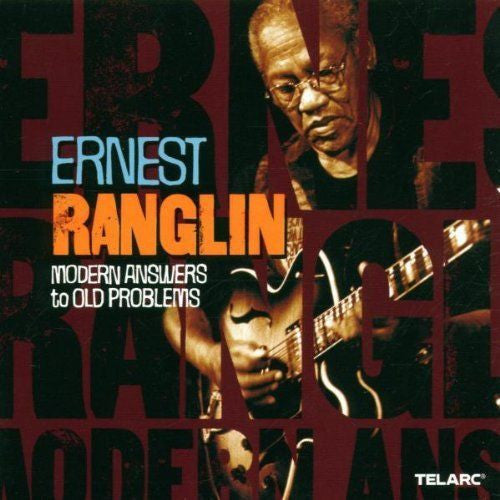 Modern Answers to Old Problems by Ernest Ranglin (CD, Sep-2000, Telarc Distribut