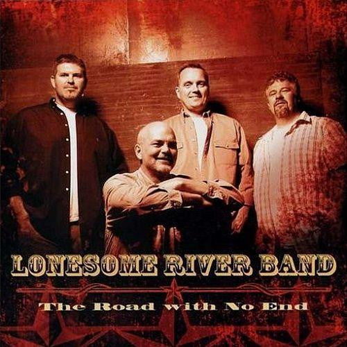 The  Road with No End by The Lonesome River Band (CD, Jul-2006, Mountain Home Re
