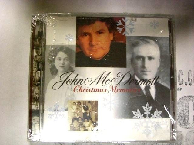 Christmas Memories by John McDermott (Scotland) (CD, Sep-2001, EMI Angel (USA))