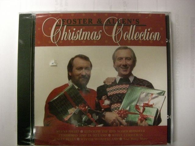 Foster & Allen's Christmas Collection [Honest] by Foster & Allen (CD, Sep-1998,