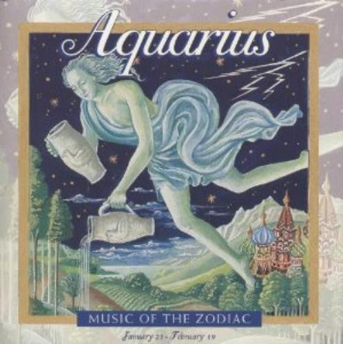 Music of the Zodiac: Aquarius by Various Artists (CD, Mar-1996, EMI Angel (USA))