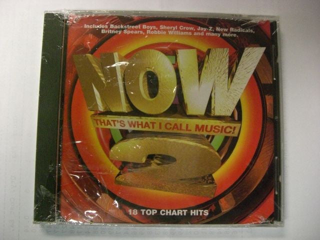 Now That's What I Call Music! 2 by Various Artists (CD, Jul-1999, Virgin)
