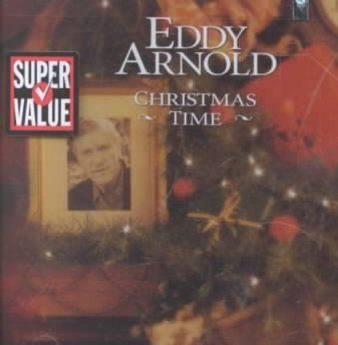 Christmas Time [Eddy Arnold] [1 disc] New CD