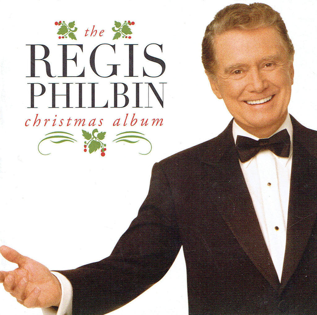 The Regis Philbin Christmas Album by Regis Philbin (CD, Sep-2005, Hollywood)