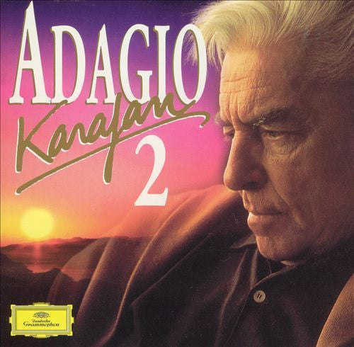 Adagio Karajan 2 (CD, May-1996, DG Deutsche Grammophon)