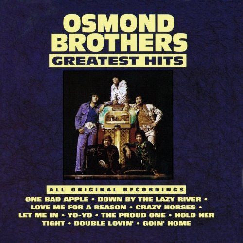 Greatest Hits by The Osmonds (CD, Jun-1992, Curb)