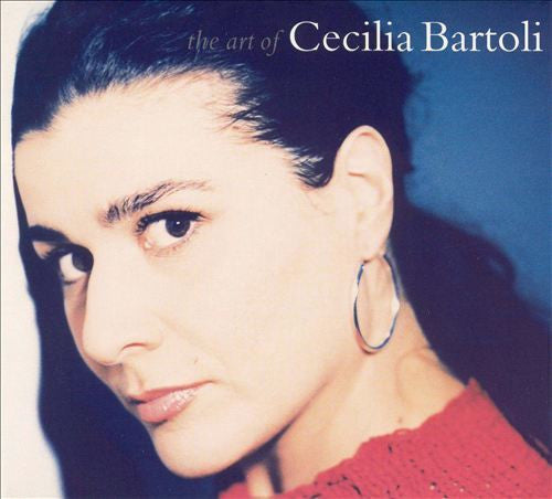 The Art of Cecilia Bartoli (CD, Oct-2002, London/Decca)