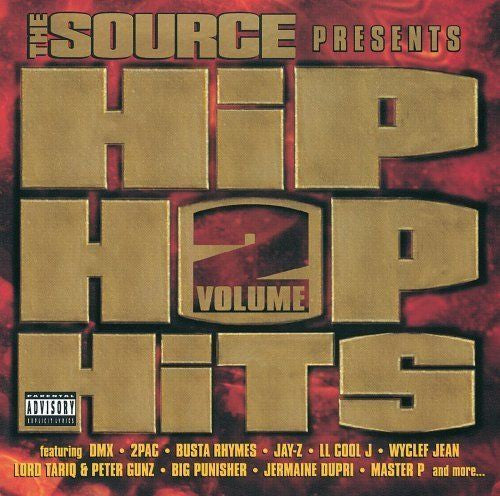 The Source Presents: Hip Hop Hits, Vol. 2 [PA] by Various Artists (CD, Nov-1998,