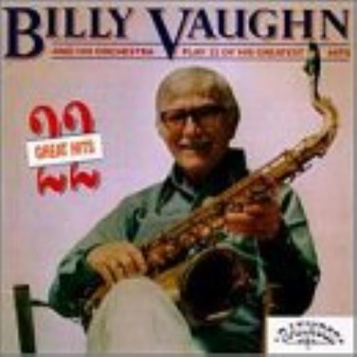 Play 22 of His Greatest Hits by Billy Vaughn & His Orchestra (CD, 1988, Ranwood