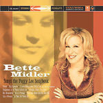 Sings the Peggy Lee Songbook by Bette Midler (CD, Oct-2005, Columbia (USA))