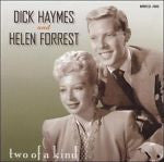 Two of a Kind by Dick Haymes (CD, Dec-1999, Mr. Music)