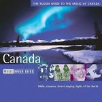 Rough Guide to the Music of Canada by Various Artists (CD, May-2003, World Music