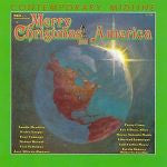 Merry Christmas America by Various Artists (CD, Sep-2003, Sony BMG)