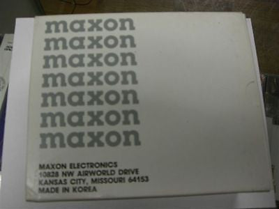 Maxon Voice Operated / Push to Talk module Model# VX-600HS
