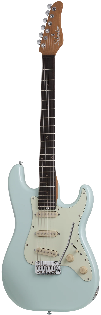 Schecter Nick Johnston Traditional Electric Guitar in Atomic Frost