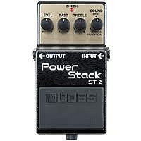 ST-2 Boss Power Stack Pedal