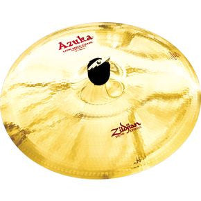 A20015 Zildjian Azuka Latin Multi-Crash Hand and Stick 15