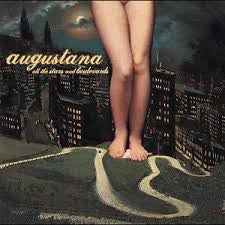 All the Stars and Boulevards [Digipak] by Augustana (CD, Sep-2005, Epic (USA))