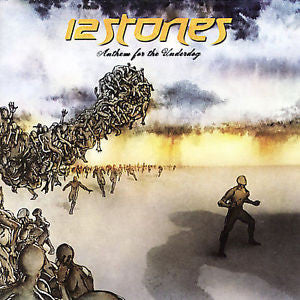 Anthem for the Underdog by 12 Stones (CD, Aug-2007, Wind-Up)