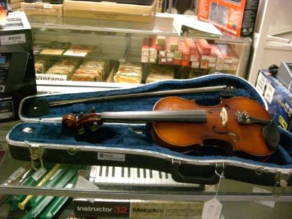 Copy of a Antonius Stradivarius Full Size Violin