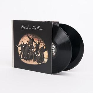 Paul McCartney Band On The Run (180 Gram Vinyl, Remastered, 2PC)