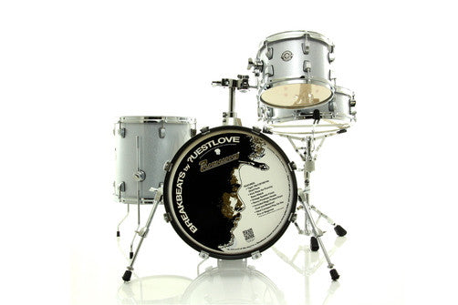 Ludwig Breakbeat White Sparkle