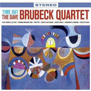 Dave Brubeck Time Out [Import] (180 Gram Vinyl, Remastered)